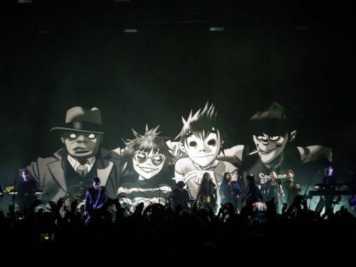 Gorillaz – Electronic Beats Festival 2017